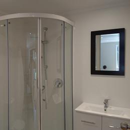 New Bathroom - Shower and Vanity.JPG