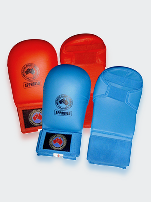 AKF Approved Gloves – Red and Blue Set