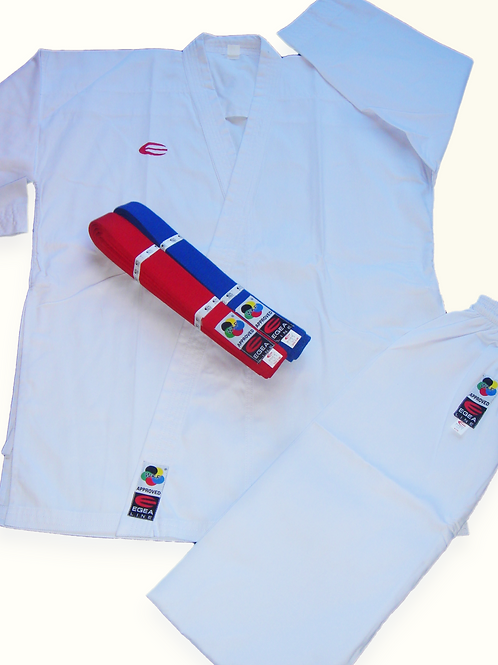 WKF Approved EGEA Line Heavyweight Legend Kata gi