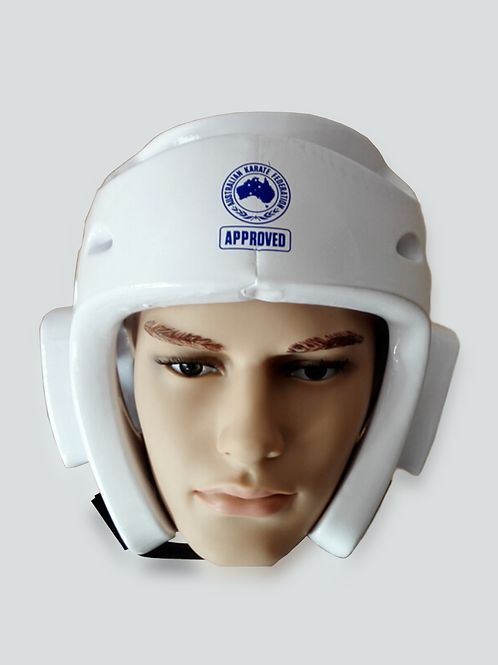 AKF Approved head protector