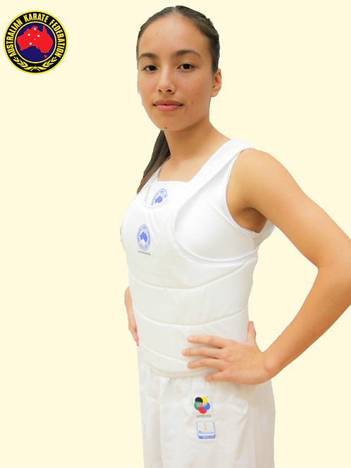AKF Approved body protector