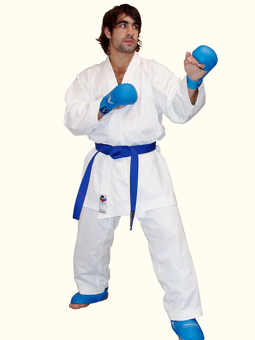 WKF Approved Arawaza diamond gi
