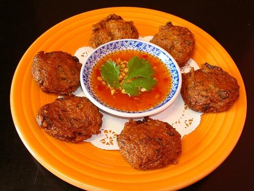 Tod Mun (Fish Cake)