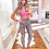 Thumbnail: Leopard High-Rise Legging