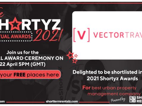 Shortlisted in 2021 Shortyz Awards