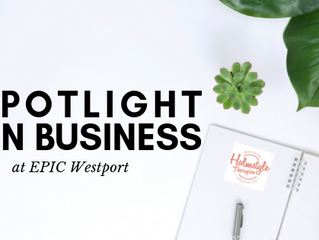 A spotlight on business at EPIC Westport, Holmstyle Therapies
