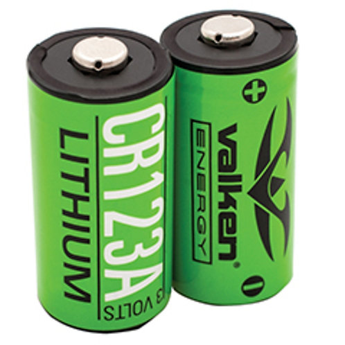 Valken CR123A Batteries