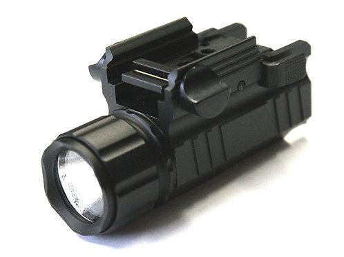 Precision pistol light