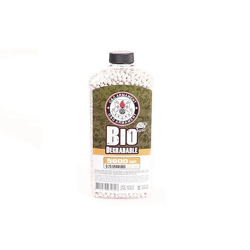 G&G .25 Bio BB`s  5600 Count