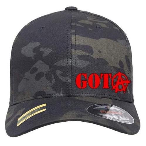 GOTA BASEBALL CAP - MULTICAM BLACK
