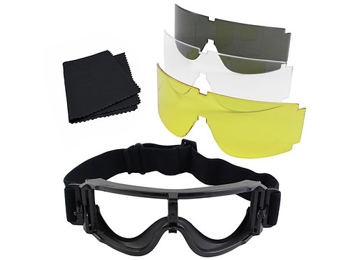 Gearstock goggle system