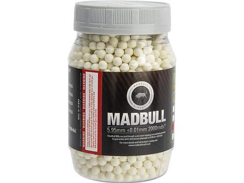 MadBull Precision 6mm Airsoft Tracer BB .25G