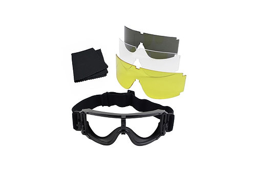Gear Stock goggle system