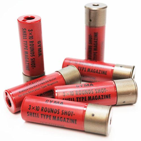 Shotgun shells pck/6