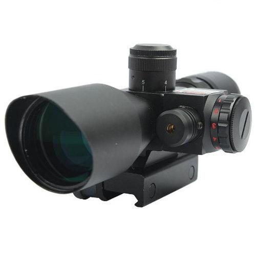 KILLHOUSE FREEDOM 2.5-10x40 SCOPE w/laser