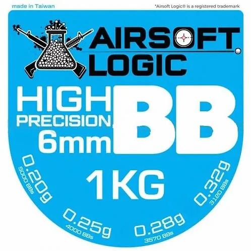 AIRSOFT LOGIC .28G BB