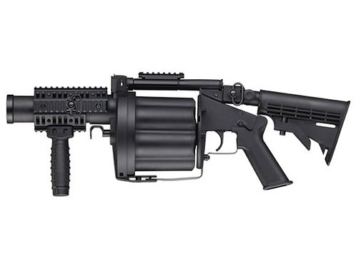 ICS MGL grenade launcher