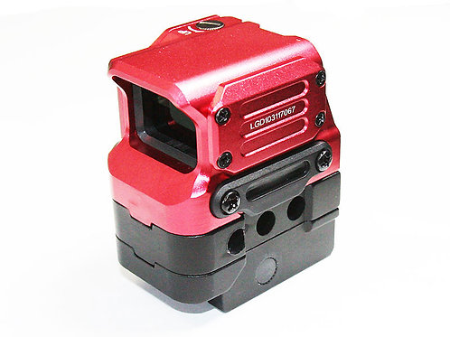 FC1 Red Dot (Red)