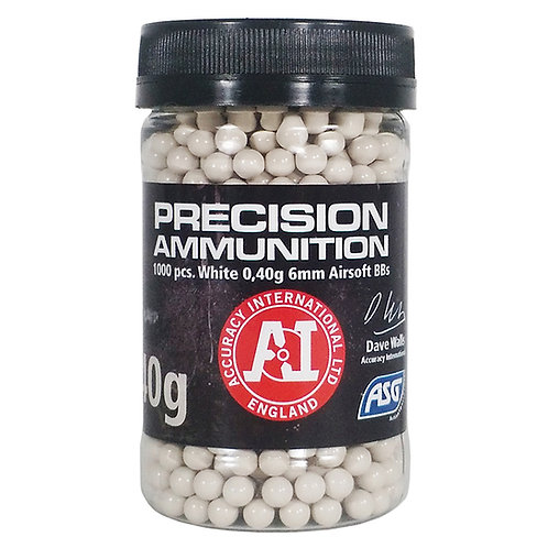 ASG PRECISION AMMUNITION .40G