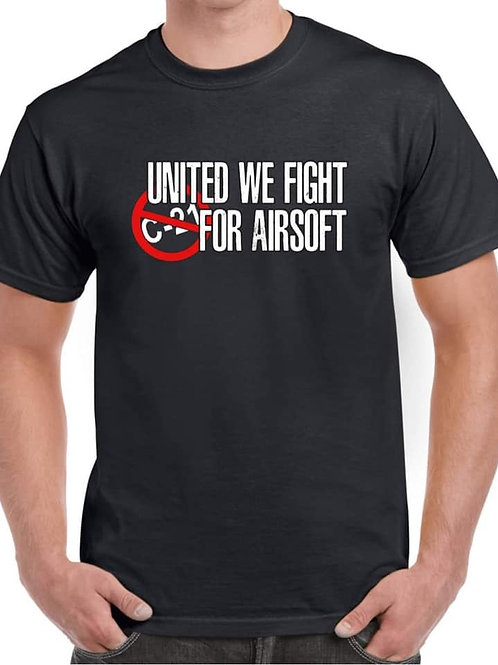 FIGHT THE C-21 TSHIRT  - PRE ORDER
