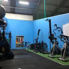 Gym & Pro Shop