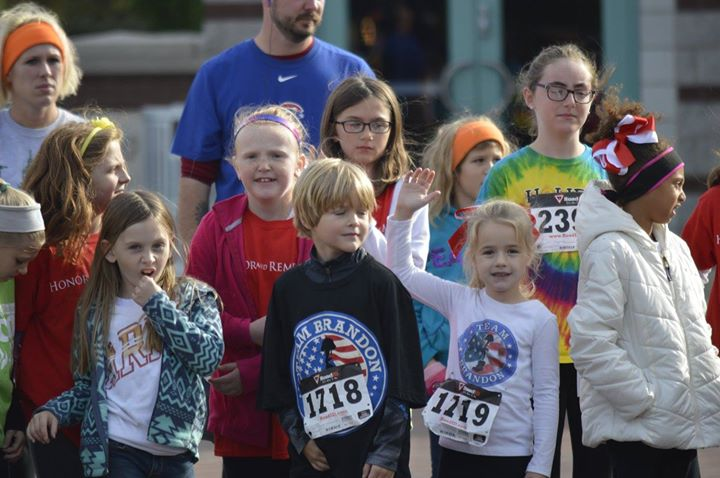 FUN RUN for Little Warriors!!_Kentucky Remembers Veterans Day 5K