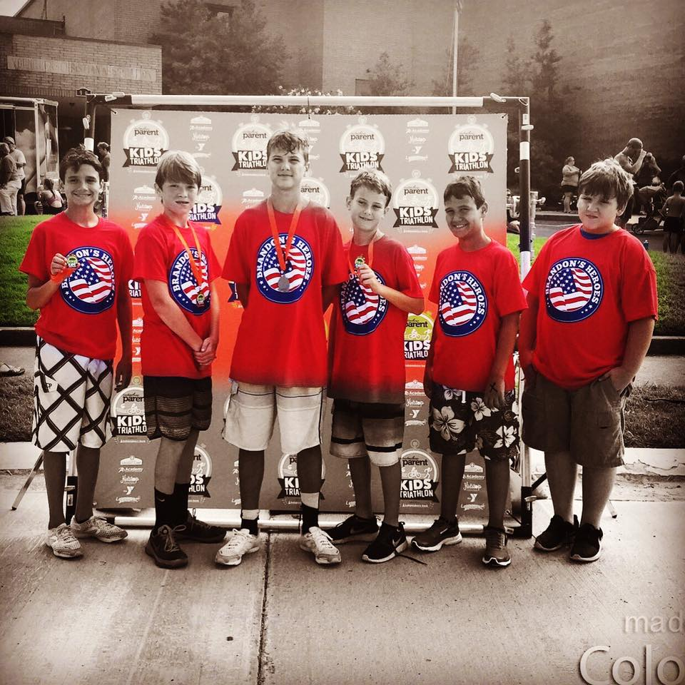 Owensboro Hockey Kids Triathlon