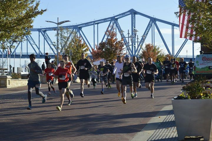Kentucky Remembers Veterans Day 5K