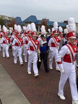 Daviess County High School Band
