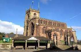 St James Church Audlem