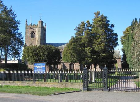 The little village of Wrenbury