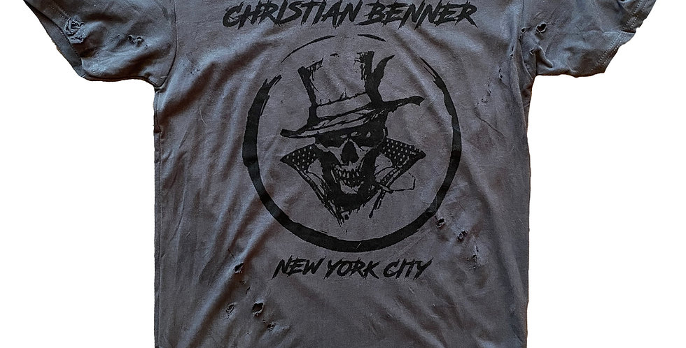 Logo Shirt Charcoal