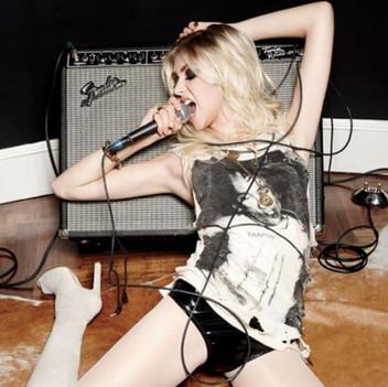 Maxim Magazine- Taylor Momsen