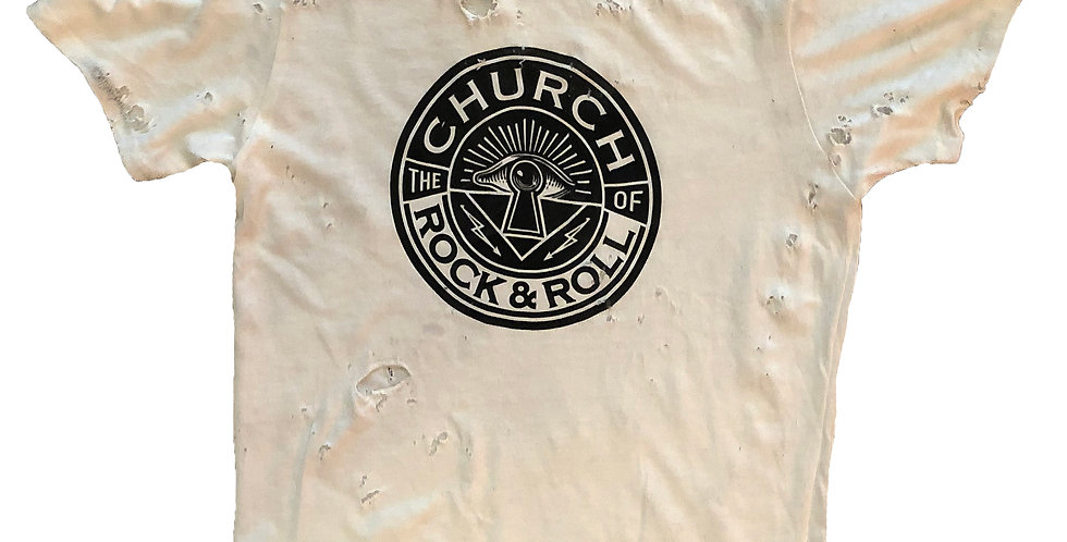 The Church of Rock & Roll Cream