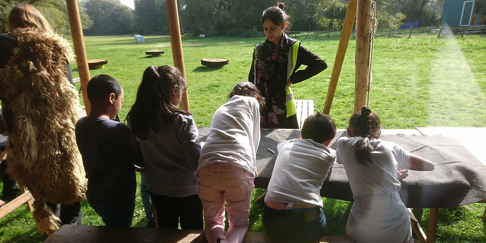 Year 3 Curriculm Days: Stone Age, Bronze Age & Iron Age