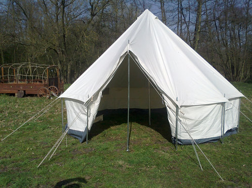 Unfurnished 5m Bell tent for LARP/ Parties