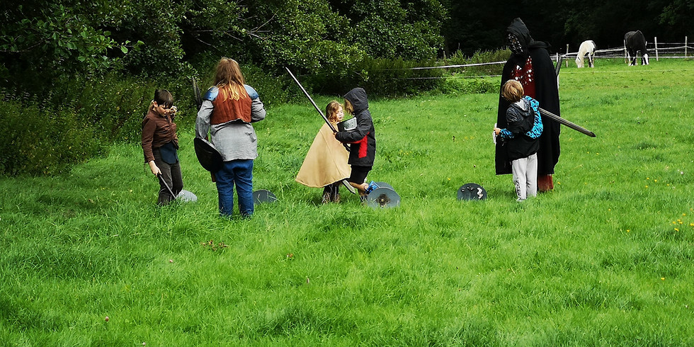 Half term Holiday Heroes Adventure Day - age 8+