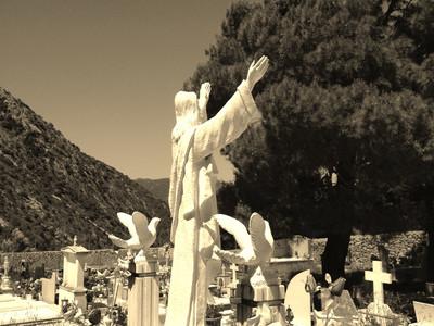 Katohori cemetery