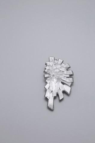 The White Chrysanthemum Crushed #3