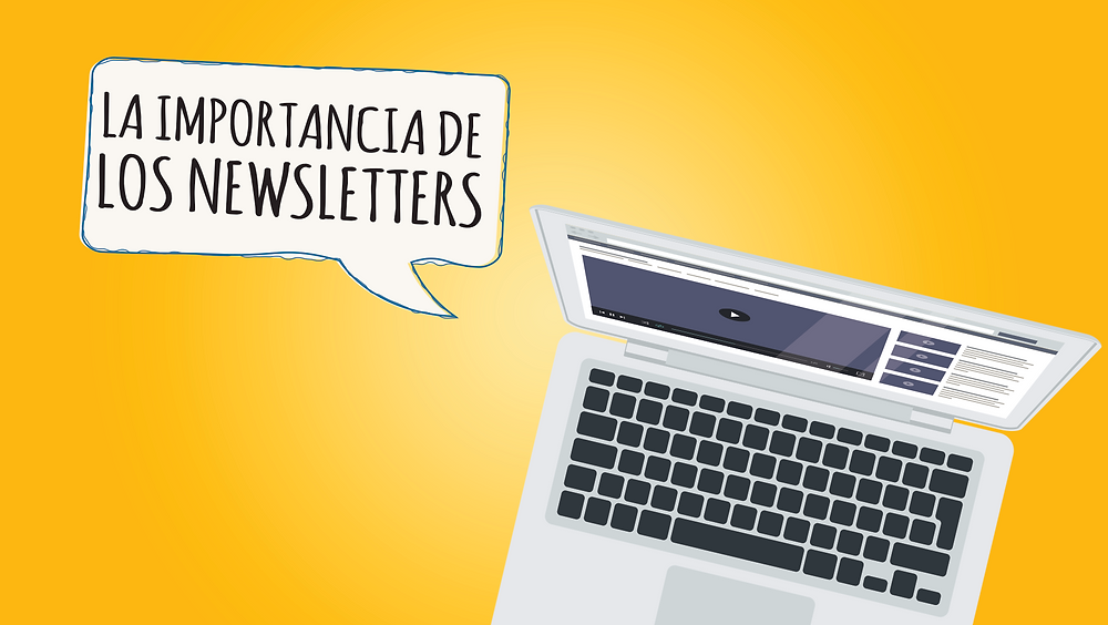 La importancia de los newsletters