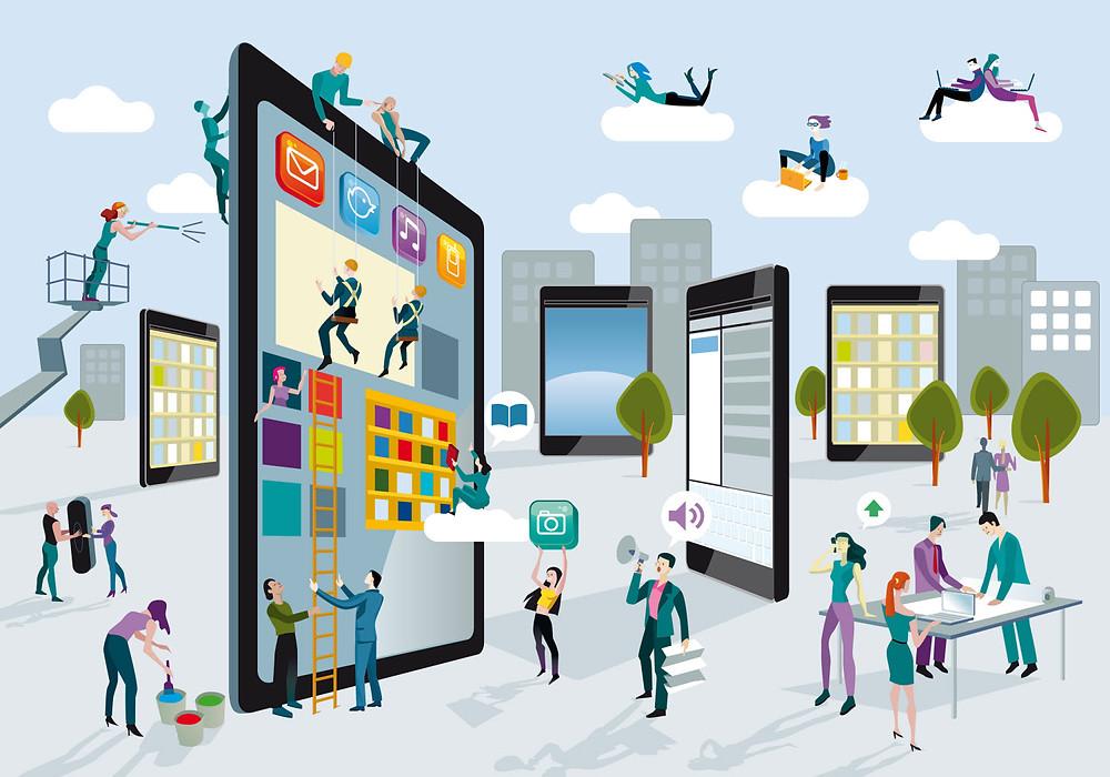 Inversión mobile en el 2019