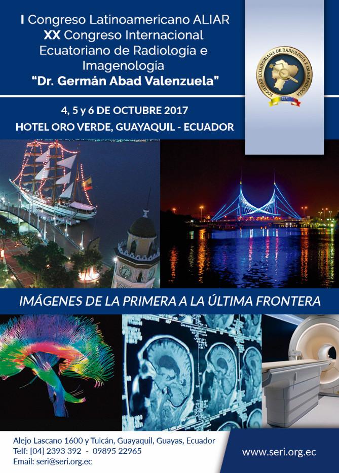 XX Congreso Ecuatoriano de Radiologia