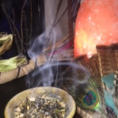 Smudging Products