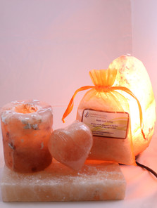 Variety of Salt Products