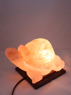 Turtle Himalayan Salt Lamp