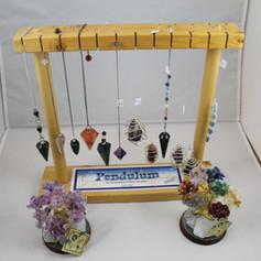 Pendulum Necklaces & Crystal Trees