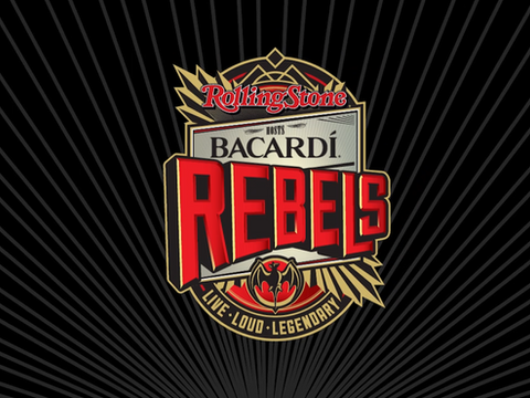Bacardi Rebels Live