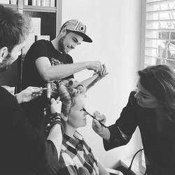 _kevin_smeenk _anthony_thepaut «Creating Beauty» #wedding#makeup #mua #monaco #makeupartist #fashi
