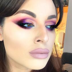 Eyeshadow palette_ _Hudabeauty and _urba