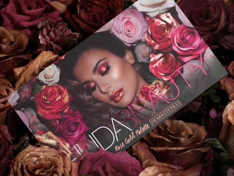 The Huda beauty remastered palette, she has heard us!